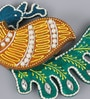 999Store Multicolour Wooden Handmade Peacock Mukhwas Tilak Supari Kumkum Sindoor Dibbi Box