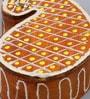 999Store Multicolour Wooden Handmade Tilak Supari Kumkum Sindoor Dibbi Box