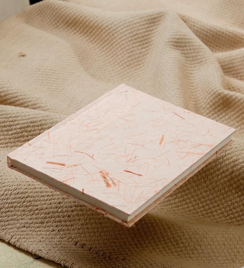 Aapno Rajasthan Beige Paper Office Diary