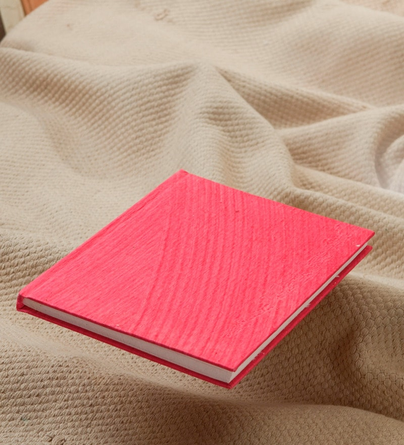 Aapno Rajasthan Pink Paper Office Diary