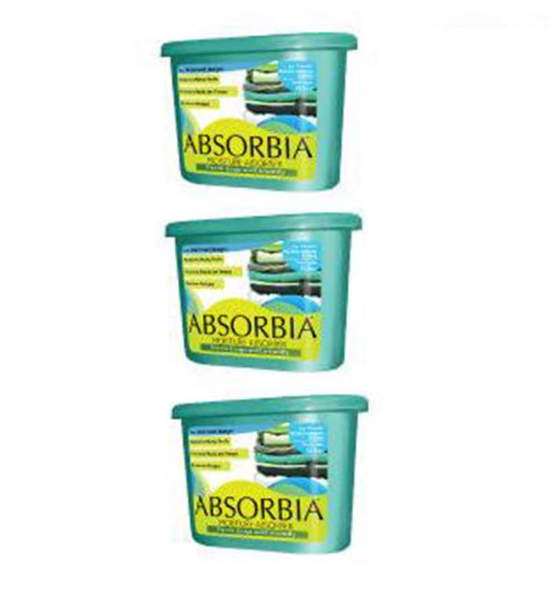 Absorbia Moisture Absorber - Set Of 3