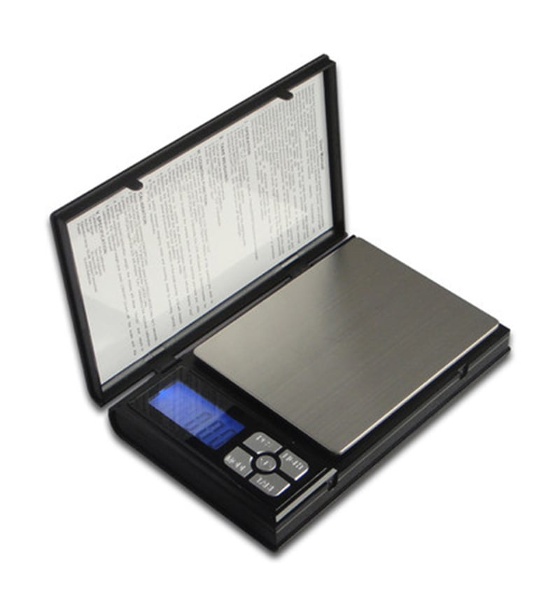 Ace Note Book ABS Jewellery Weighing Scale