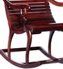 Acklom Rocking Chair in Honey Oak Finish by Amberville