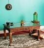 Aravinda Hand Painted Coffee Table by Mudramark