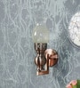 Cream Glass Wall Mounted Wall Light by Aesthetic Home Solutions