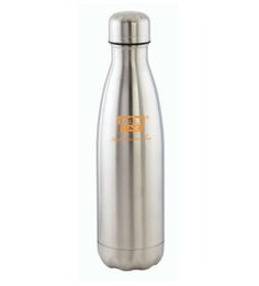 All Time Cresta Silver Stainless Steel & Copper 750 ML Vacuum Flask