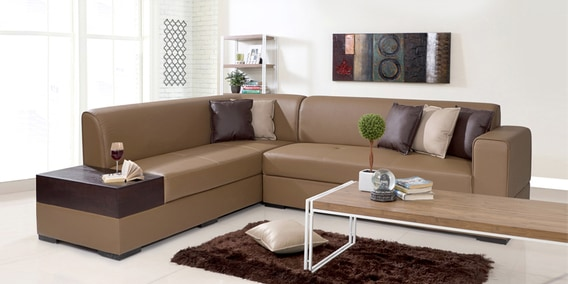 L Shaped Sofas Buy L Shaped Amp Sectional Sofas Online In