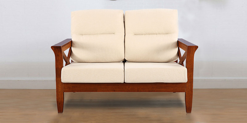 Peachy Buy Burke 2 Seater Sofa In Coffee Colour By Home Online Cjindustries Chair Design For Home Cjindustriesco