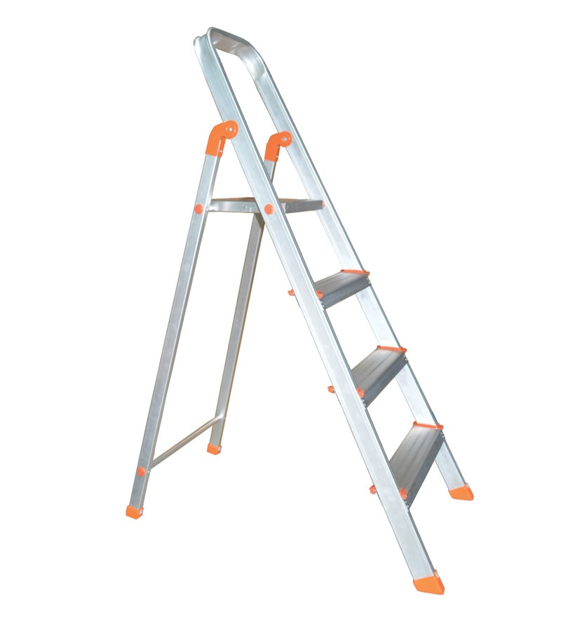 Alnico Aluminium 4 Steps 4.8 FT Ladder