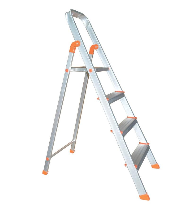 Alnico Aluminium 4 Steps 4.8 FT Ladder