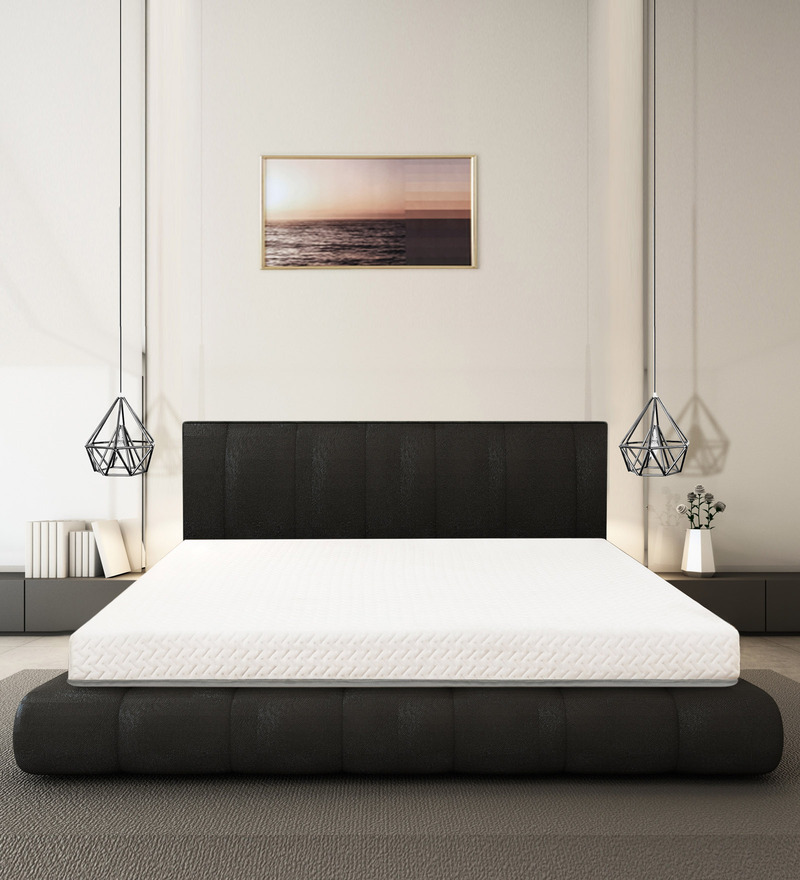 Buy Flora King Size (78x72) 6 Inch Spring Mattress by