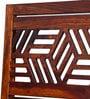 Alder Four Seater Dining Set in Honey Oak  Finish by Woodsworth