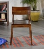 Freemont Dining Chair in Provincial Teak Finish by Woodsworth
