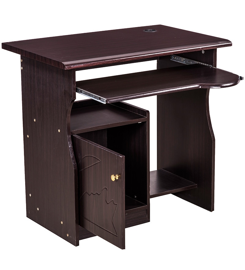 Buy Amber Compact Computer Table by Royal Oak Online