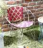 Ambatovy Outdoor Chair in Multicolour by Bohemiana