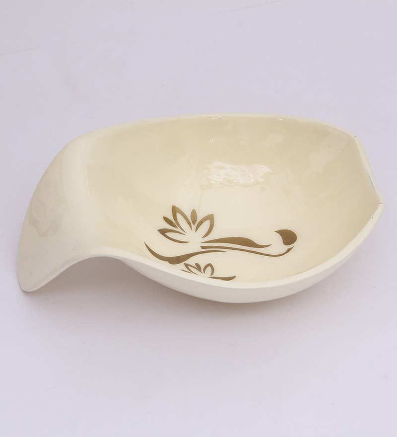 Anasa Decorative Metal Small Serving Bowls