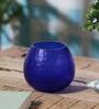 Multicolour Glass Votive Tea Light Holder by Anasa