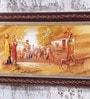 Angel Decor Canvas & MDF 27 x 1 x 14 Inch Atalissa Framed Digital Art Print