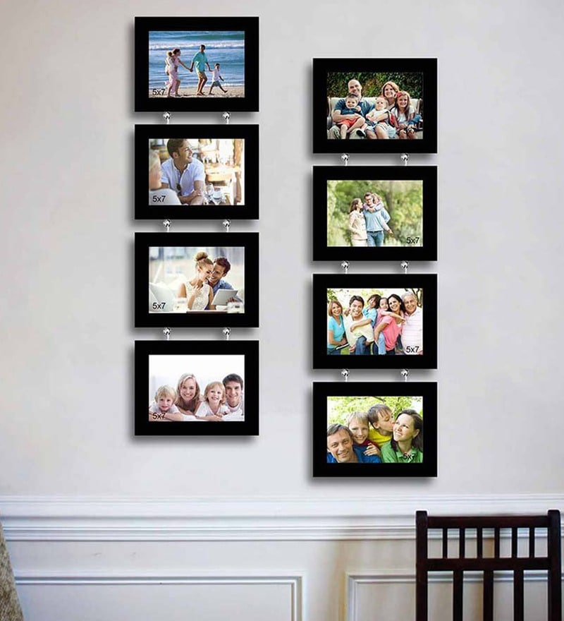 Buy Synthetic Wood 21 x 25 Rich Photo Frame - Set of 4 by Art Street ...