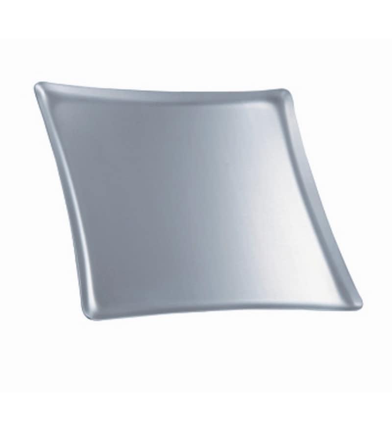 Arttdinox Square Cut-Quarter Plate - Set of 2