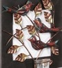 Art of Jodhpur Black Metal  Decorative T Light Holder