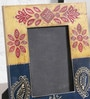 Multicolor MDF Single Photo Frame by Art of Jodhpur