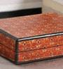 Art of Jodhpur Multicolor Solidwood  Vintage Ethnic Sandook