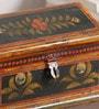 Art of Jodhpur Multicolor Solidwood  Vintage Sandook