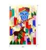 Art Zolo Canvas 20 x 30 Inch Rhythm of Life Unframed Artwork Painting