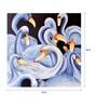 Art Zolo Canvas 36 x 36 Inch Kalrav Unframed Artwork Painting