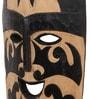 Artelier Multicolour Wooden Carved Mask