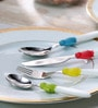 Arttdinox Penguin Stainless Steel 4-piece Cutlery Set
