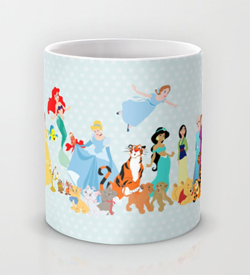 Astrode All The Friends Together Ceramic 325 ML Mugs