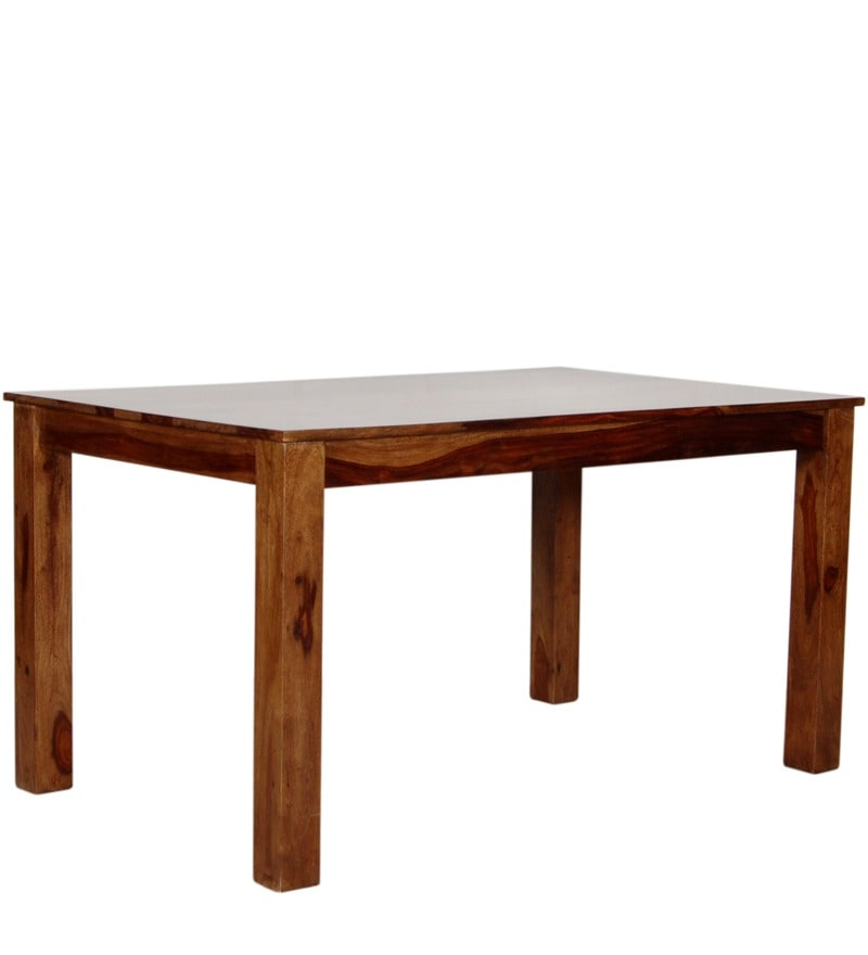 Buy Maritsa Four Seater Dining Set in Provincial Teak  : athena four seater dining table set in provincial teak with melamine finish by woodsworth athena fou 8zx7to from pepperfry.com size 800 x 880 jpeg 29kB