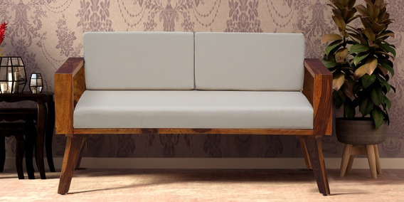 Wooden Sofa Sets - Buy Wooden Sofa Sets Online in India - Pepperfry