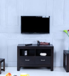 Avian Entertainment Unit In Warm Chestnut Finish - 1596913