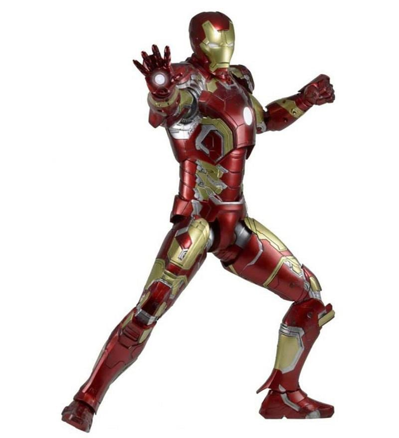 Avengers Age Of Ultron 43 1/4 Scale Iron Man Mark with LED Lights Action Figure by Entertainment Store