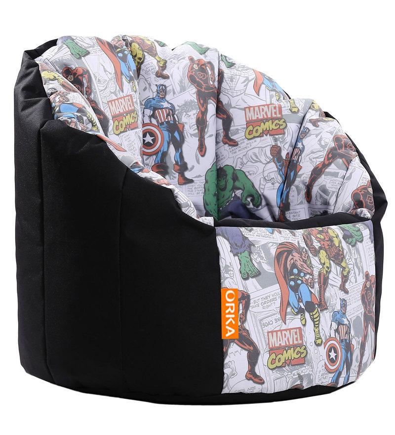 Buy Avengers Sofa Cover By Orka Online Kids Bean Bag