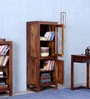 Avian Book Case in Provincial Teak Finish by Woodsworth