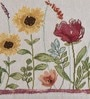 Avira Home Floral Garden Multicolour Cotton & Polyester Placemats - Set of 2