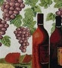 Avira Home Vineyard Multicolour Cotton & Polyester Placemats - Set of 6