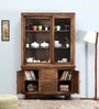 Avon Hutch Cabinet in Provincial Teak Finish by Woodsworth