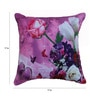 Azaani Multicolour Polyester 17 x 17 Inch Beautiful Butterfly Cushion Covers - Set of 5