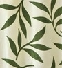 Azaani 84 x 48 Inch Green Polyester Door Curtain - Set of 2