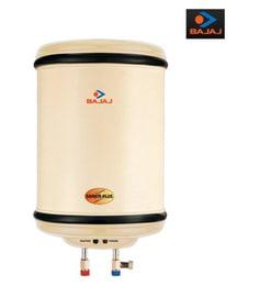 Bajaj 6 L Instant Water Geyser  (Ivory, 6 Ltr Shakti Plus)