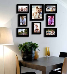 Art Street-Family Photo Frame Wall at pepperfry