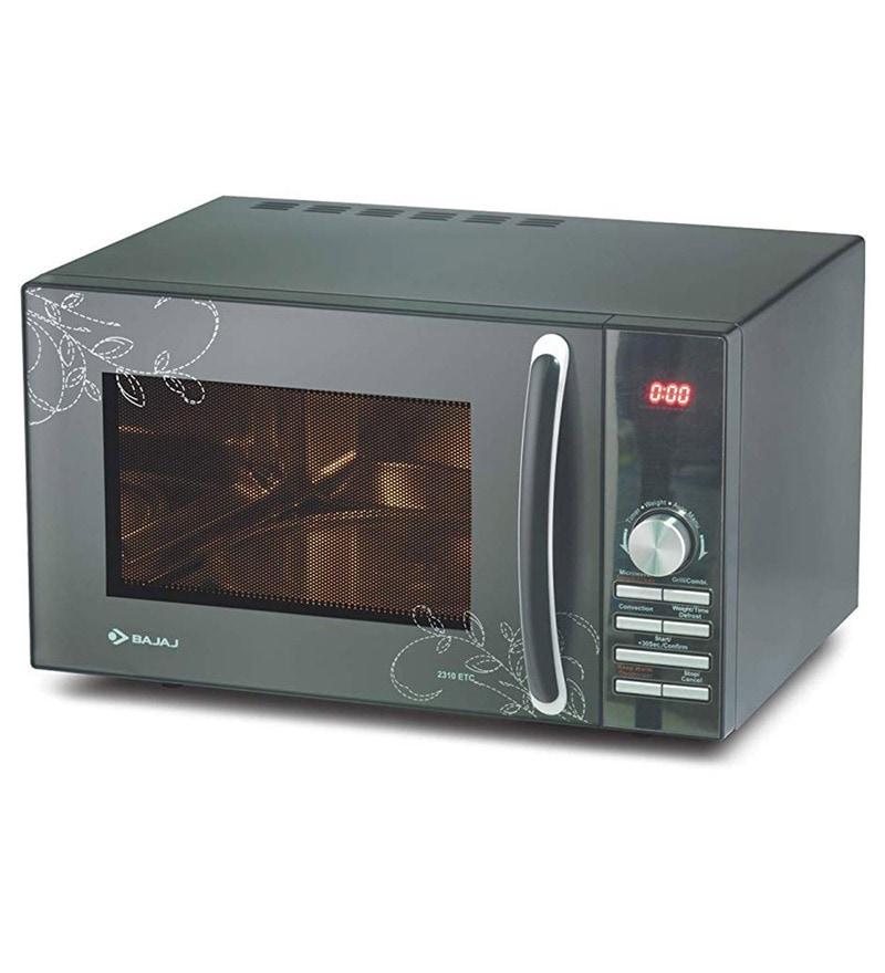 Bajaj Microwave Oven 2504 Etc: Buy Bajaj 2310 ETC 23L Microwave Oven Online