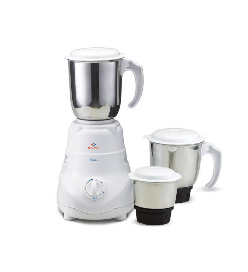 Bajaj Bravo 3 Jar Mixer Grinder