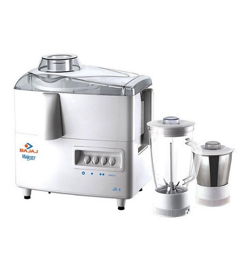 Bajaj Majesty JX4 Juicer Mixer Grinder
