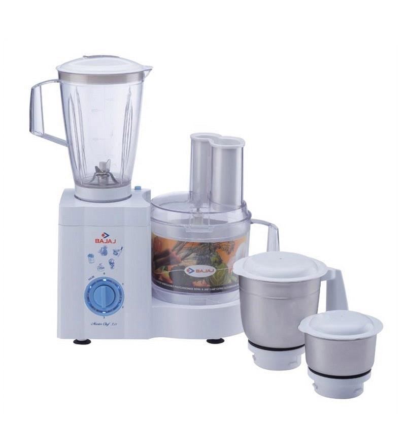 Bajaj Masterchef Food Processor